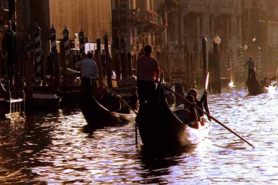 Venice Tours srl Romantic Gondola Serenade in Venice.