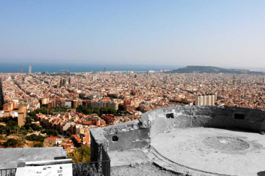 ICONO Serveis Culturals Turó de la Rovira. Barcelona 360º