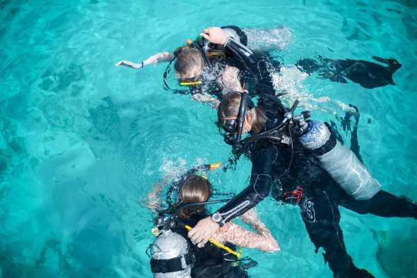 Blue Bay Dive & Watersports Career change Program!
