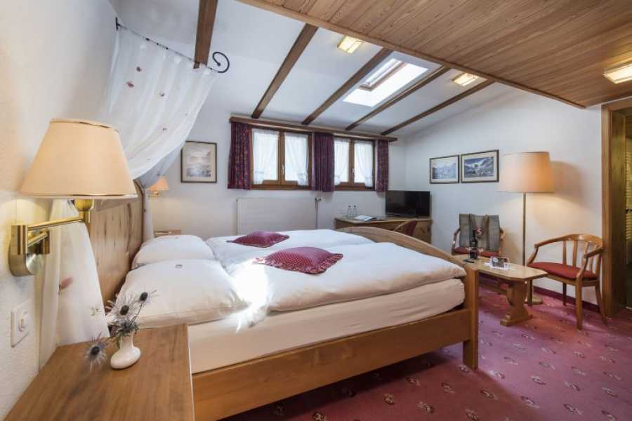 Saas-Fee Guides Mein erster 4000er - Package Boutique Hotel Beau-Site