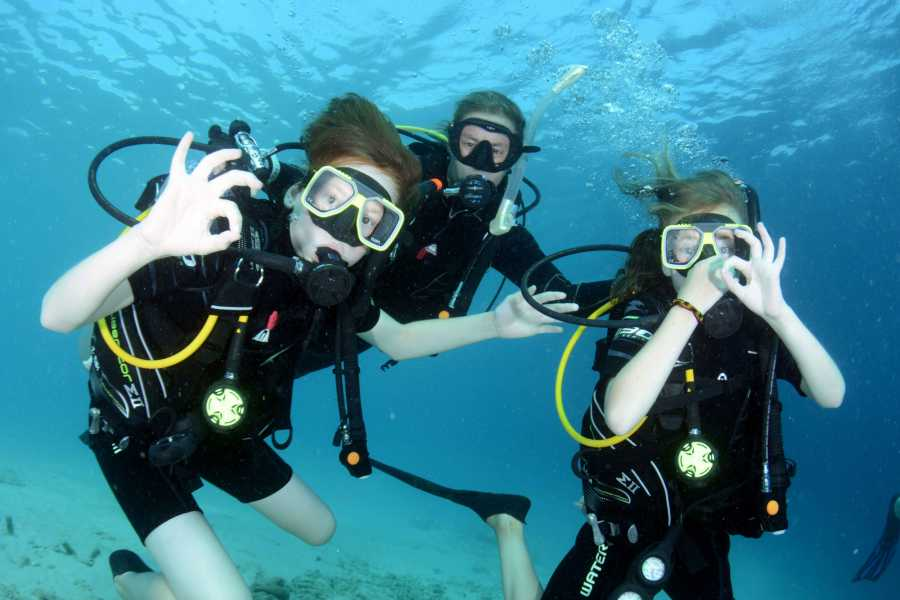 Blue Bay Dive & Watersports PADI Bubble Maker Programm