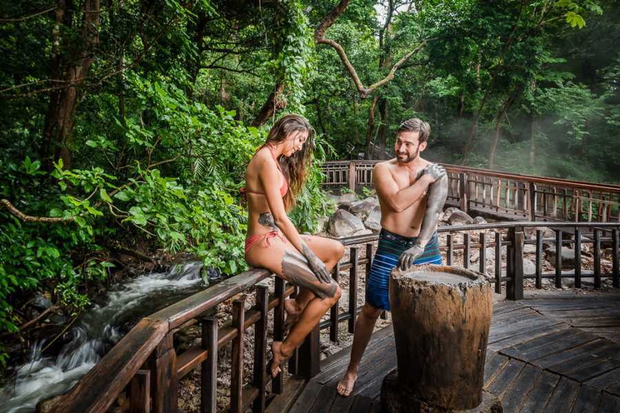 Tour Guanacaste Borinquen Hot Springs Eco-Tour