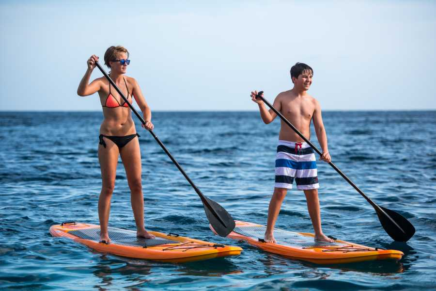 Blue Bay Dive & Watersports Sup Tour