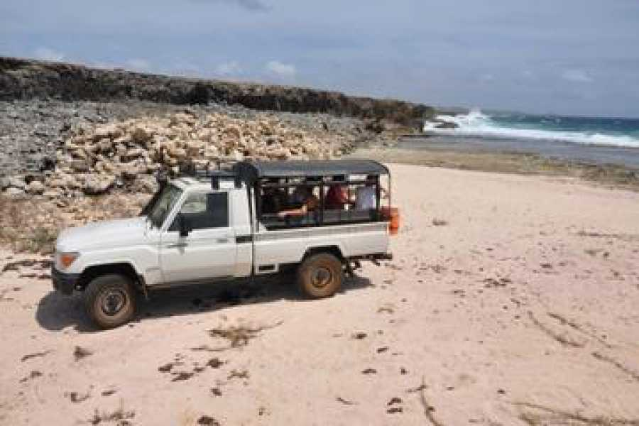Blue Bay Dive & Watersports NATIONALPARK OFF ROAD ABENTEUER
