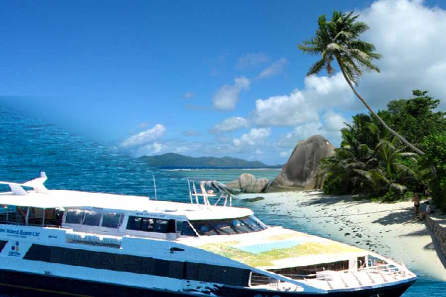 Seychelles Ferries CatCocos Ferry Mahe-La Digue