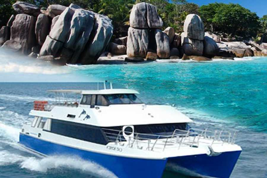 Seychelles Ferries Cat Rose Ferry La Digue-Praslin