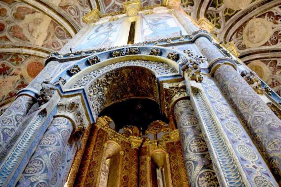 Lisbon Van Tours - Tours & experiences around Lisbon Visita ao Convento de Cristo em Tomar