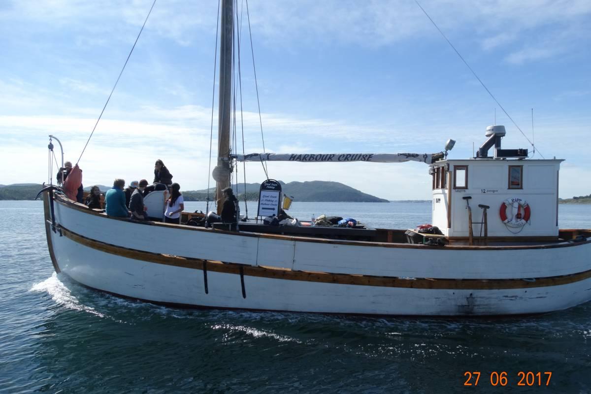 www.gosta.co Go Private Charter MS Rapp