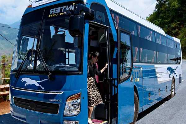 Vietnam 24h Tour Bus Sapa - Hanoi (Roundtrip Ticket)