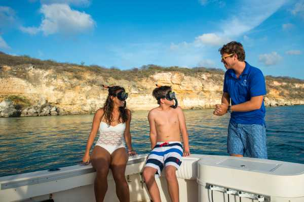 Blue Bay Dive & Watersports Private 7 hour snorkel trip