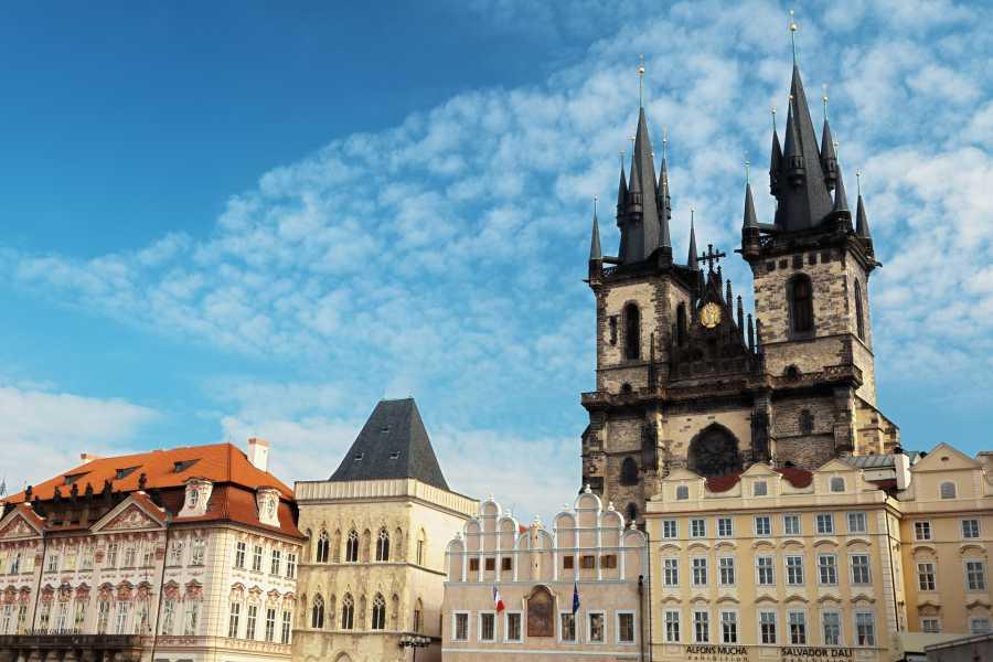 Bus2Alps AG Florence 2 Prague & Munich