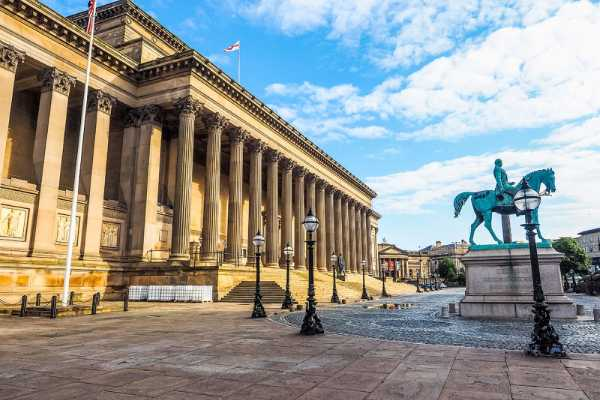 SANDEMANs NEW Liverpool Tours Tour Gratis de Liverpool