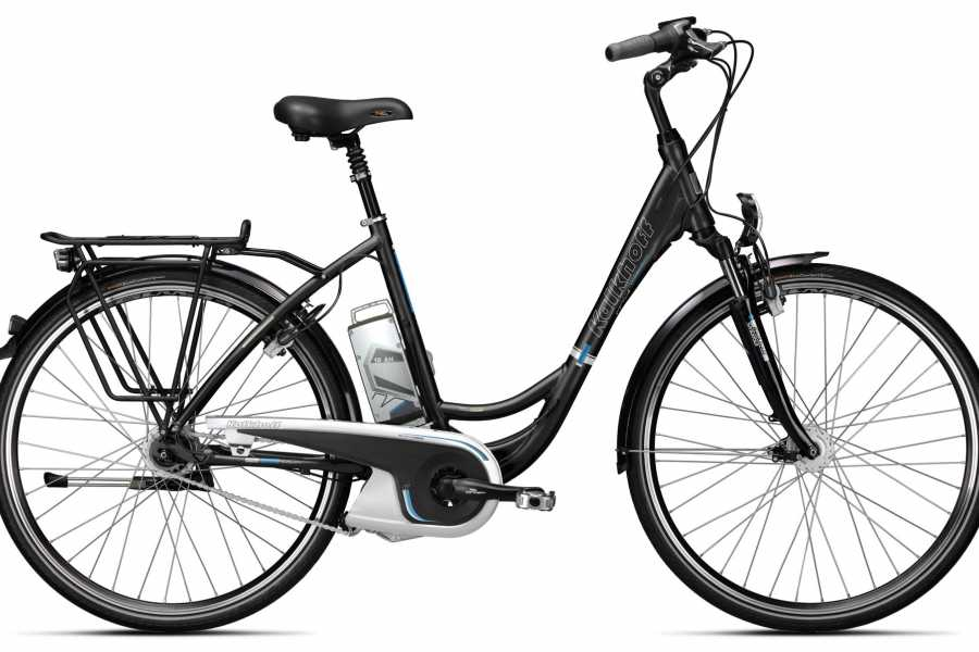 e-whizz and Ted Tours Hybrid bike Hire
