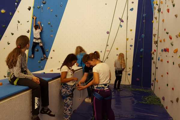 Intro to Climbing Tasters