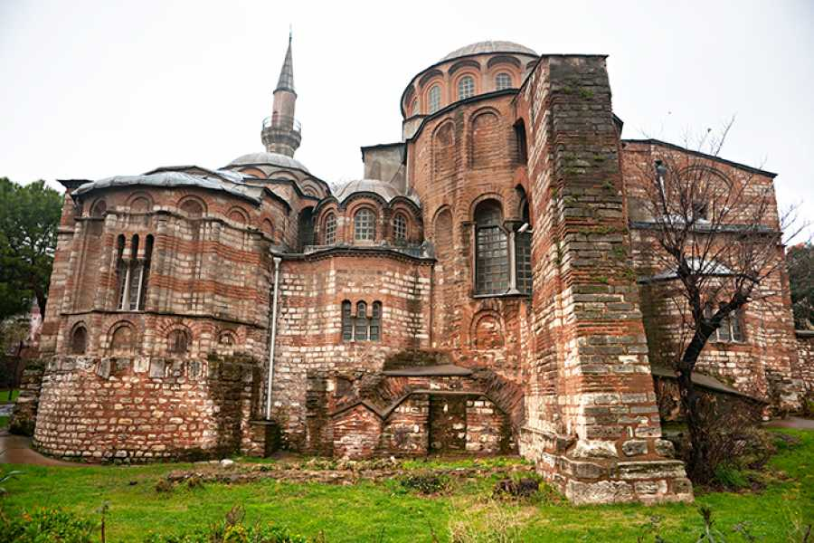 BarefootPlus Travel Byzantine Heritage of Constantinople