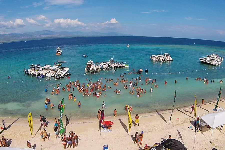 Marina Blue Haiti Le Getaway Island Party (December 30th. 2019)
