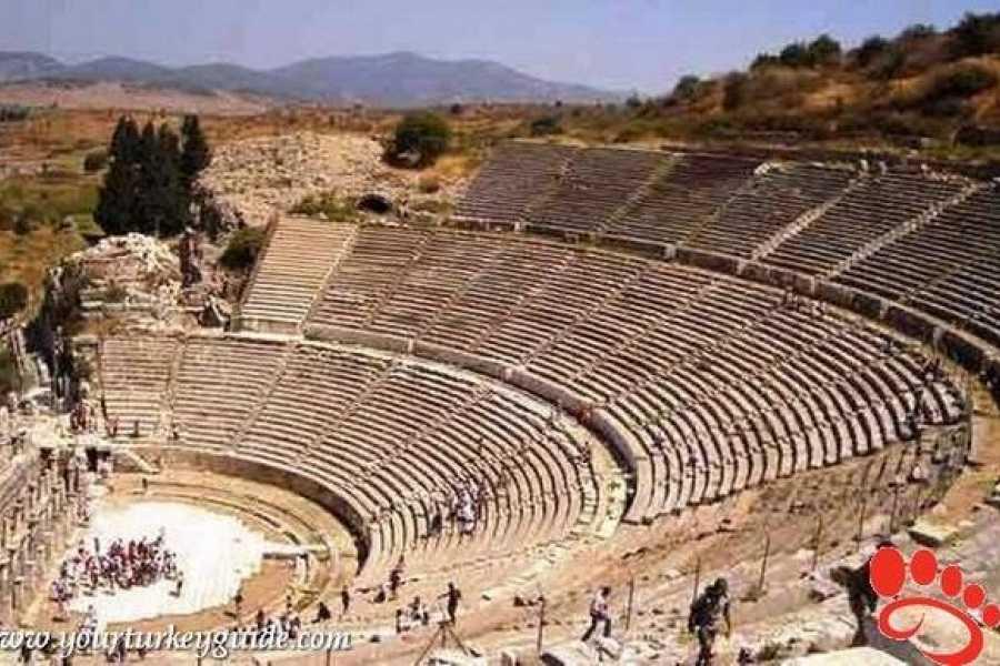 BarefootPlus Travel Cappadocia & Ephesus 4 day Side Trip from Istanbul