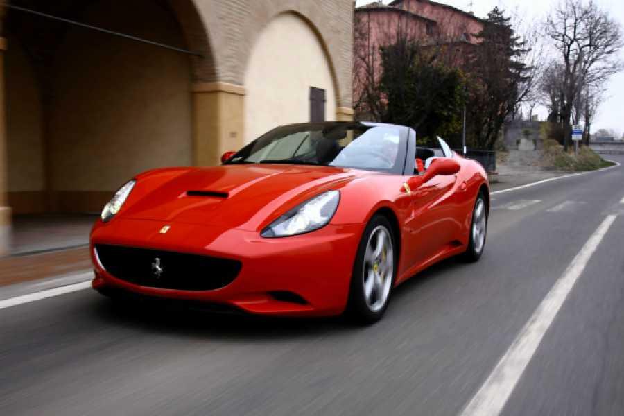 Bologna Welcome Ferrari Test Drive 10 min 9 km