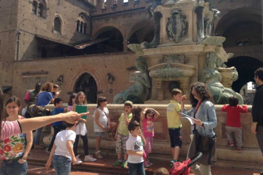 Bologna Welcome Kids Treasure Hunt Tour