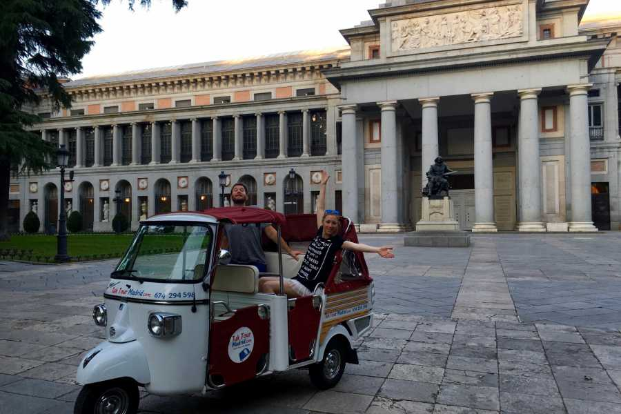 Urban Safari Tours Tuk Tuk: Highlights Tour