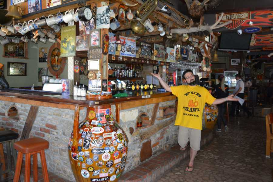 MH Travel Agency BUDVA PUB CRAWL