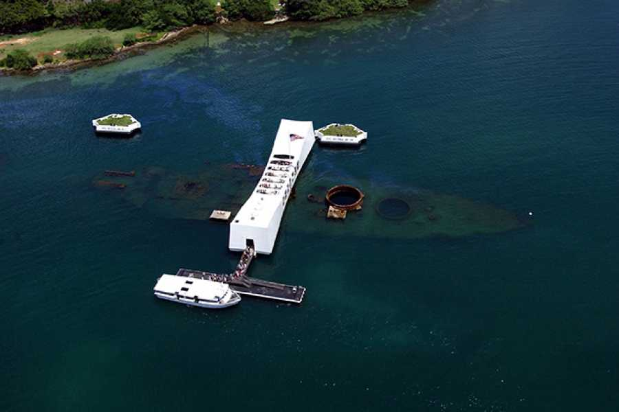 Dream Vacation Builders Pearl Harbor & Circle Island Adventure Tour