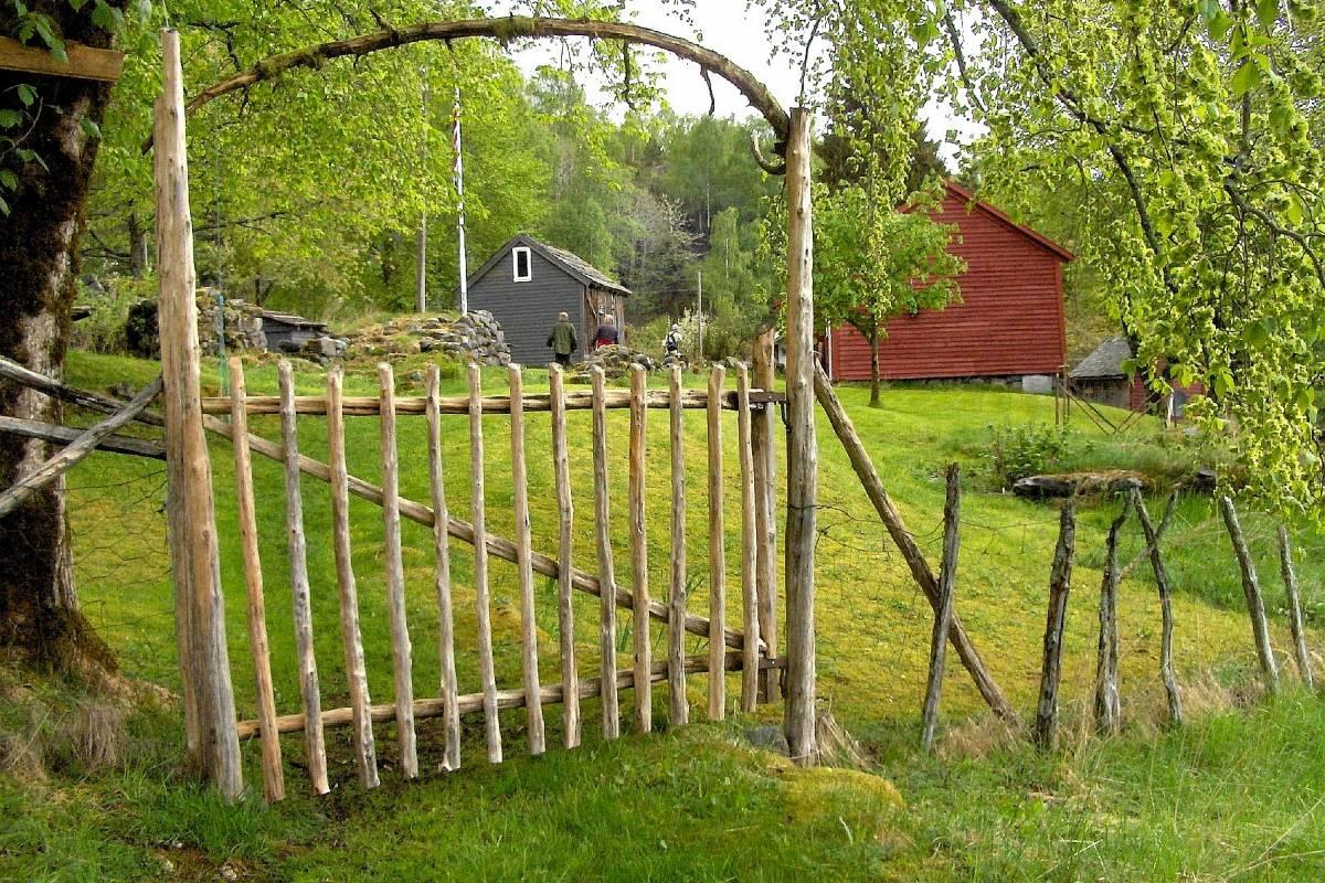 Åkrafjorden Oppleving AS Kulturhistorisk vandring