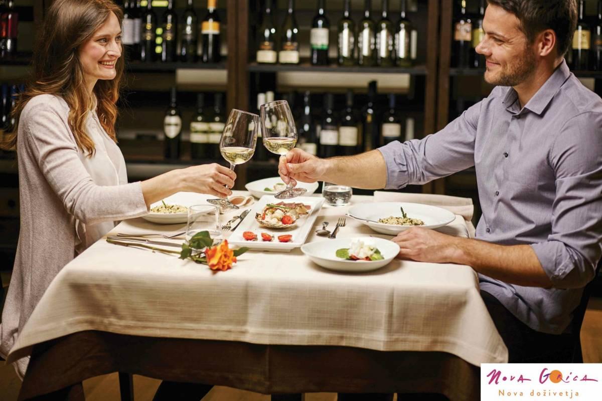 Ride around Kulinarično doživetje ne Goriškem