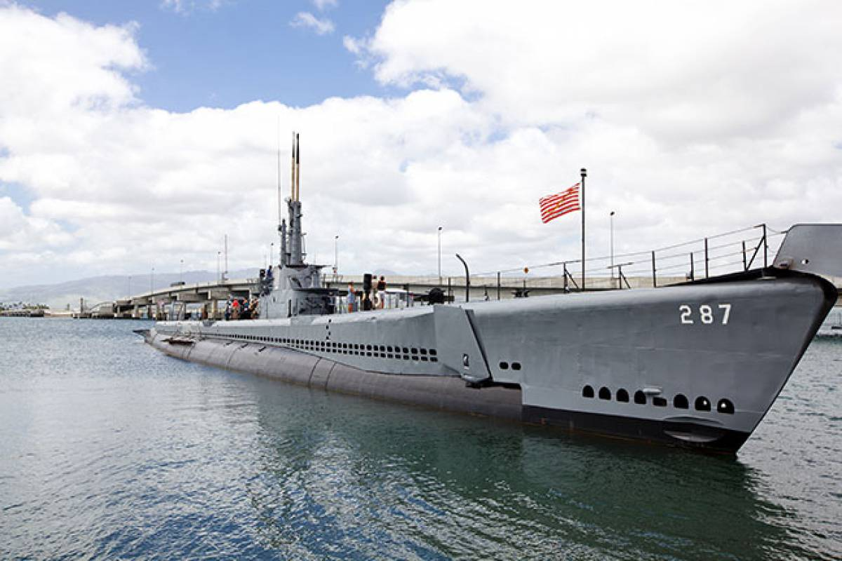 Southern California Ticket & Tour Center Pearl Harbor Heroes Adventure