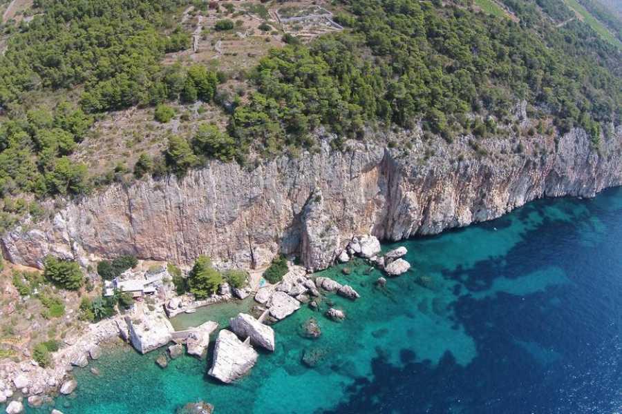 Aktivni Odmor Full day private rock climbing adventure
