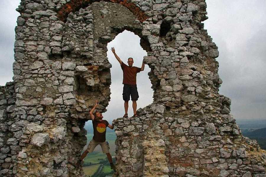 Explorabilia Carparhian Castle Ruins Tour