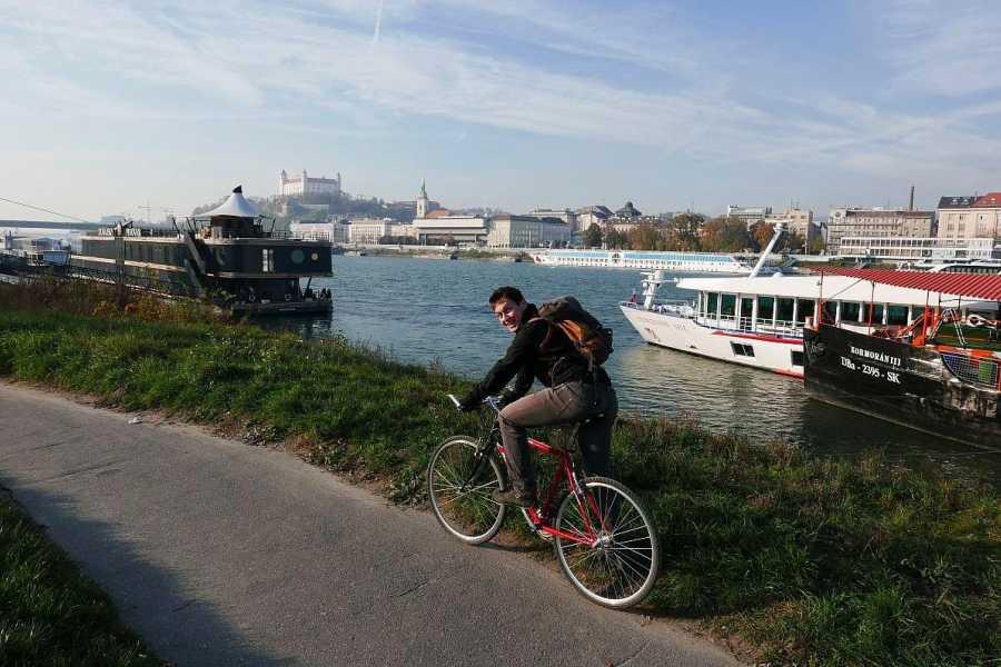 Explorabilia Iron Curtain Bike Tour