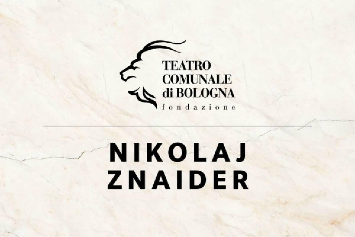 Bologna Welcome A NIGHT AT THE THEATRE – Nikolaj Znaider