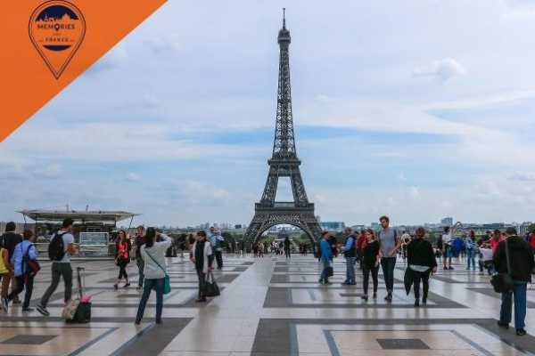 Memories DMC France Eiffel Tower with Summit & timed entry