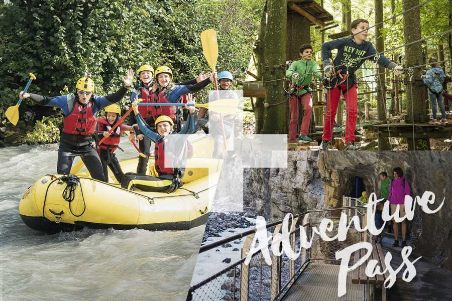 Outdoor Interlaken AG Family Ultimate Package