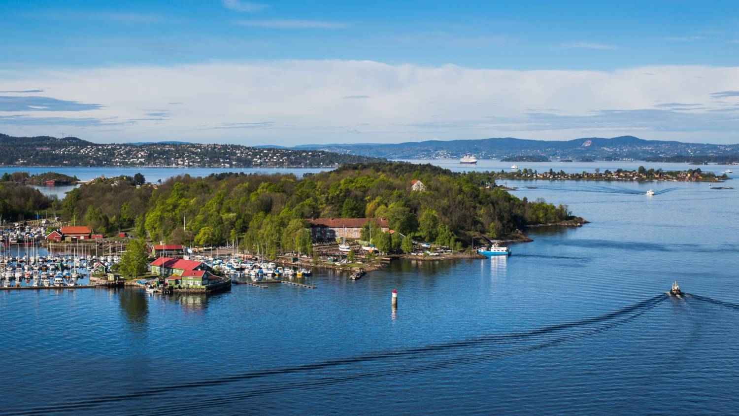 Nature Walks Island Hopping In The Oslo Fjord Viking Biking