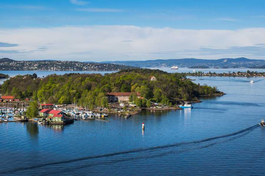viking biking Nature Walks: Island Hopping in the Oslo Fjord