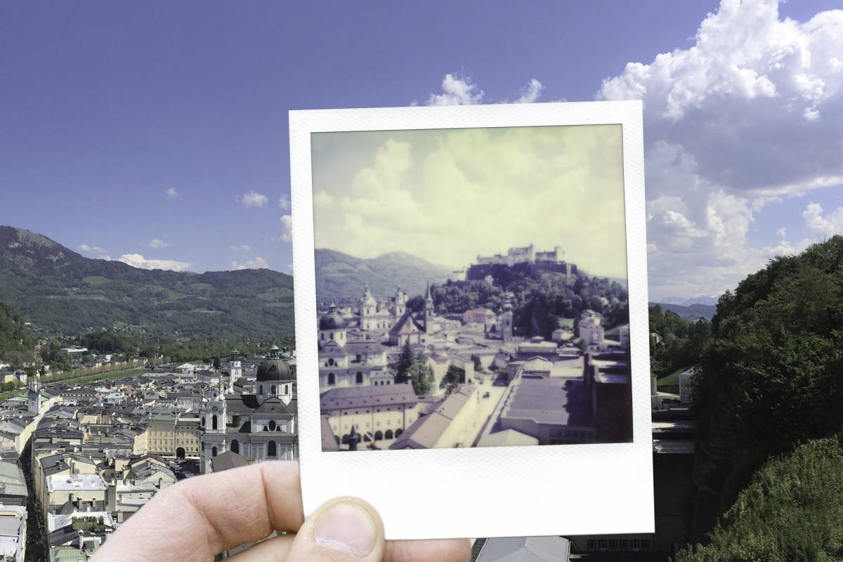 Sophort Polaroid Photo Tour Salzburg - Classic