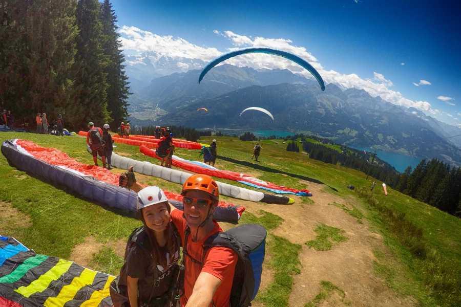 AlpinAir Paragliding Interlaken Paragliding 'Top Flight'