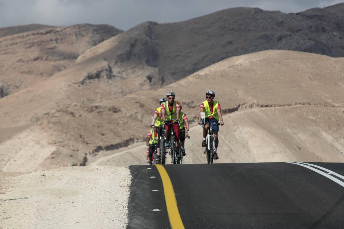 Siraj Center Bike Palestine Group 14-20 Sep 2017