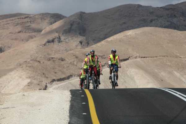 18-25 May 2022, Bike Palestine