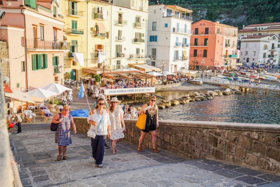 Travel etc Guided Walking Tour of Sorrento