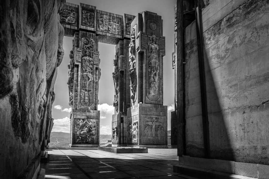 Explorabilia Tbilisi's Soviet Concrete Walking Tour