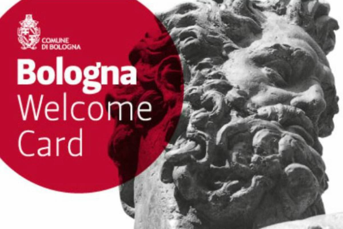 Bologna Welcome Bologna Welcome Card € 20