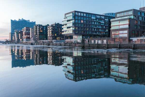 SANDEMANs NEW Europe Hamburg General Private City Tour