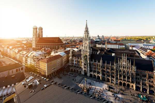 3-hour Munich Private City Tour