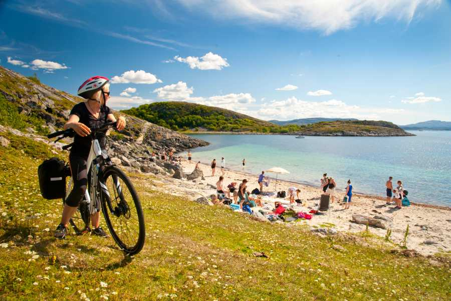 Visit Innherred Fahrradverleih in Steinkjer