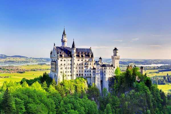 SANDEMANs NEW Munich Tours Tour al Castillo de Neuschwanstein