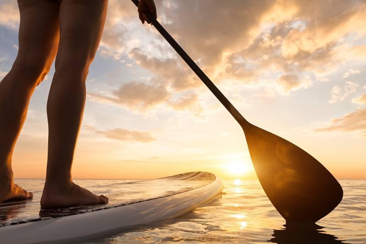 Kayak More Tomorrow AS SUP 1 hour Rental
