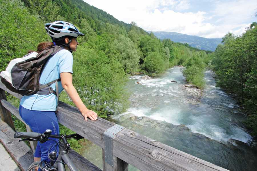 Alps2Adria Touristik OG Transfer von Lavamünd nach Toblach